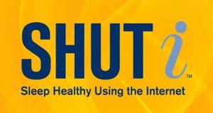 Logo for the company SHUTi
