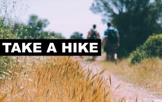 Hike or Walk to Help Mental Health