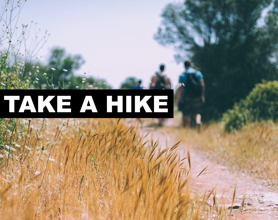 Hike or Walk to Help Mental Health