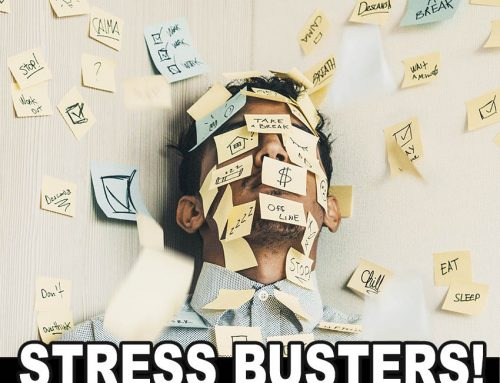 7 Stress Busting Daily Rituals To Live By