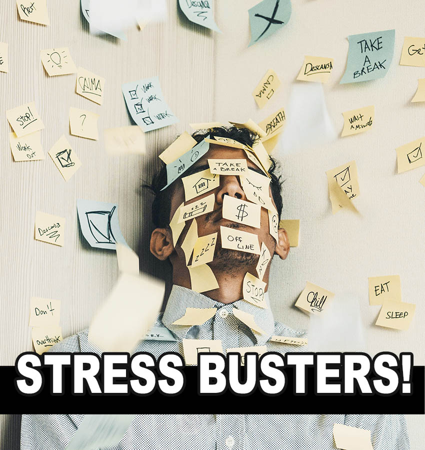 7 Stress Busting Rituals To Live By